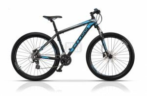 Велосипед Cross GRX 27.5 Черен мат 460 мм