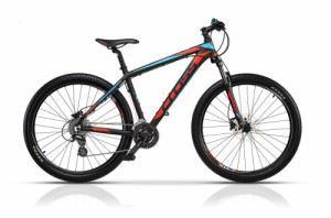 Велосипед Cross GRX 27.5 Черен мат 560 мм