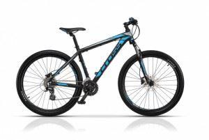 Велосипед Cross GRX 27.5 Черен мат