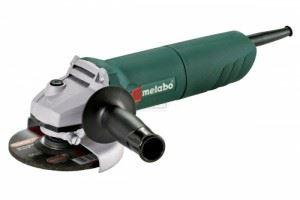 Ъглошлайф 125mm 1100W METABO W 1100-125