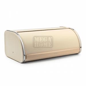 Кутия за хляб Brabantia Roll Top бежова