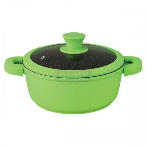 Тенджера Muhler MR-2485 24 см зелен