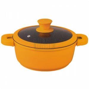 Тенджера Muhler MR-2885 28 см оранжев