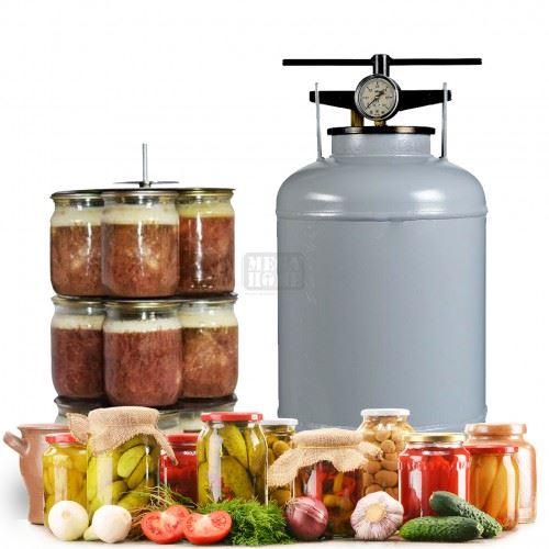Автоклав за домашно консервиране СССР 30 литра