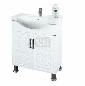 Долен шкаф за баня Екстра с плавно затваряне Makena