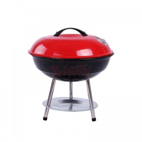 Метално барбекю на дървени въглища ELITE ERQ-L14