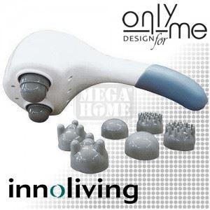Ръчен масажор с 2 броя масажни глави Innoliving