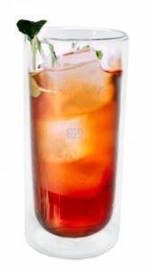 Голяма двустенна стъклена чаша Vin Bouquet 400 мл