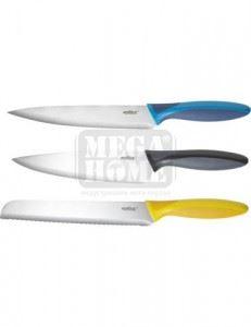 Комплект от 3 големи кухненски ножа Zyliss