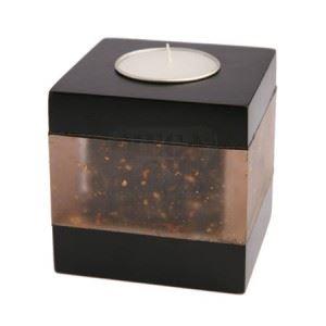 Свещник квадратен 8 см