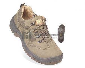 Предпазни обувки от кожа и набук Emerald Low