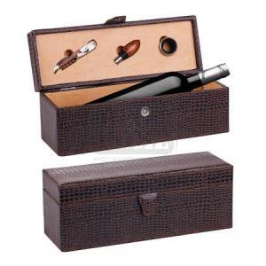 Кутия за 1 бутилка и аксесоари Lancaster