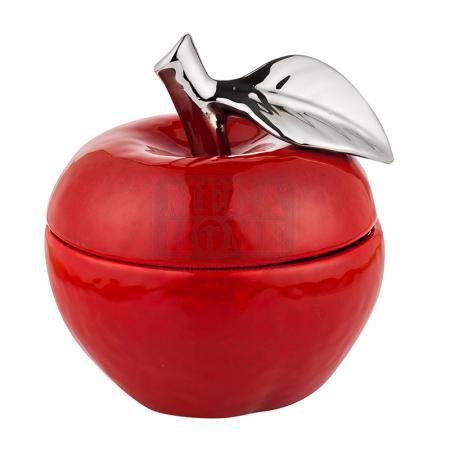Купа червена ябълка Ceramic world 1