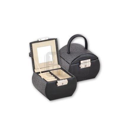 Кутия за бижута Black&silver малка New Wish Studio