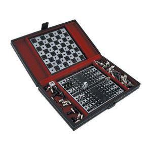 Шах и табла Vertini 13 х 20 см