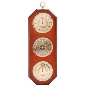 Термометър с барометър и хидрометър Tourlonias