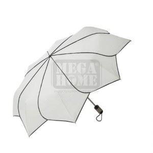 Дамски чадър Pierre Cardin бял
