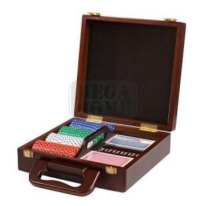 Комплект за покер Vertini 22 х 22 см