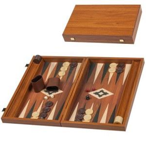 Дървена табла Vertini светло кафява