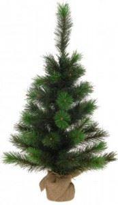 Коледна изкуствена елха 60 см