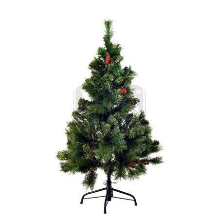 Коледна елха 120 см боровинка