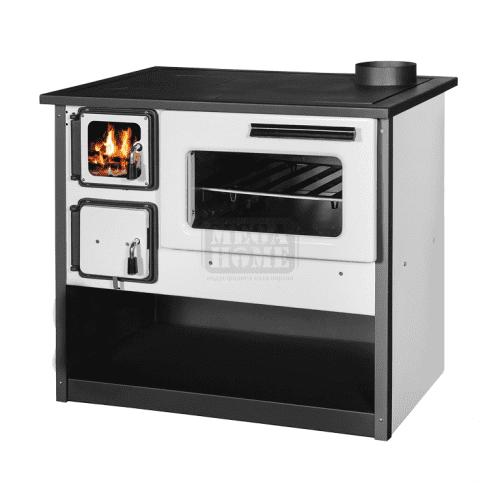 Готварска печка на твърдо гориво Diplomat Огняна