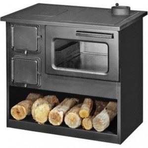 Готварска печка на твърдо гориво Металургия /Mеталик