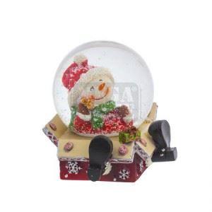 Преспапие Снежко в кутия