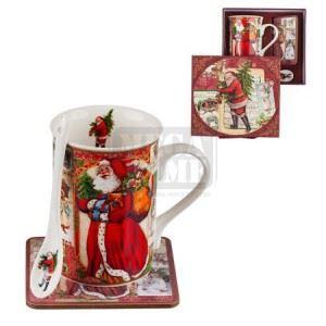 Сет за кафе Дядо Коледа