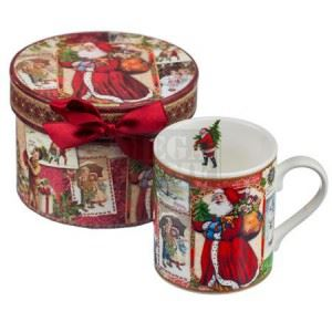 Чаша за кафе Дядо Коледа MUG