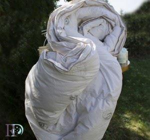 Олекотена Завивка Гъши Пух Лебед