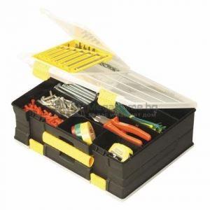 Органайзер за инструменти пластмасов Stanley 362 х 289 х 130 мм