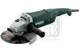 Ъглошлайф 230mm 2200W METABO WX 2200-230