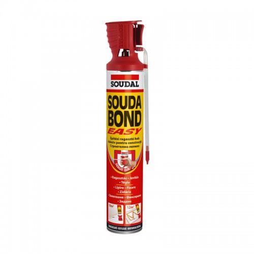 Soudabond Easy полиуретаново лепило в аерозолна опаковка Soudal