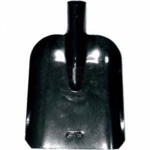 Лопата крива с отвор за дръжка Herly ф 40 мм руска