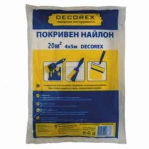 Найлон покривен 4 х 5  м Decorex