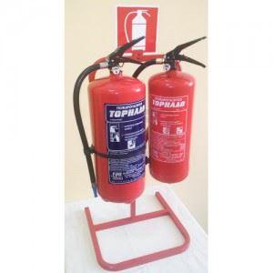 Стойка МЕГА 2 за пожарогасители