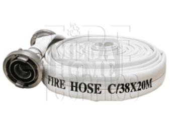Пожарен шланг с диаметър ø38 мм /8 bar