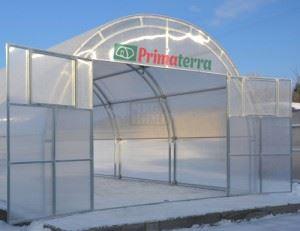 Оранжерия Primaterra Maxi 4 х 10 м