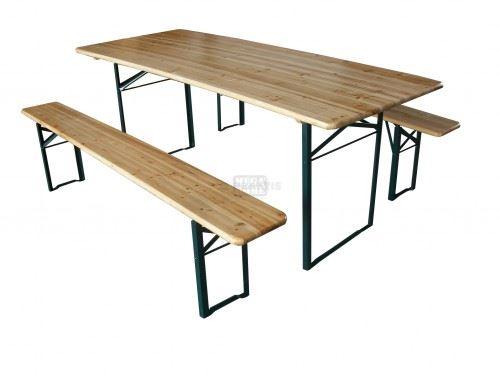 Бирен сет с две пейки