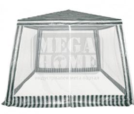 Предпазна мрежа за шатра 3 х 2 м