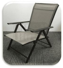 Сгъваем стол от текстил DeHome