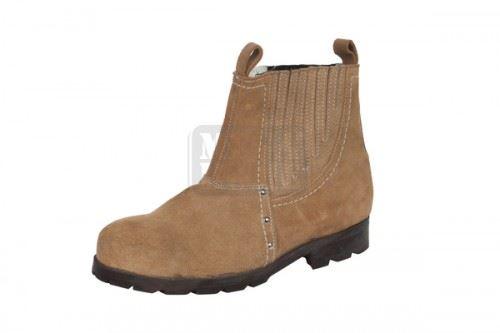 Защитни обувки Rhino SB кафяви