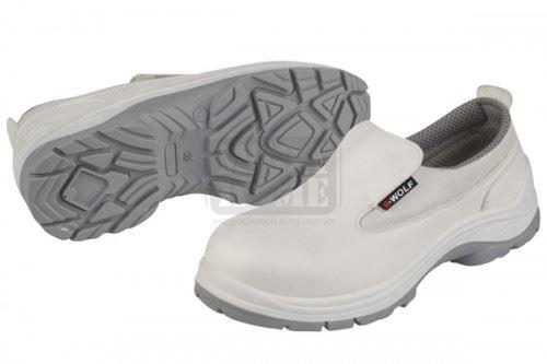 Защитни обувки Astral S2 B-Wolf бяло