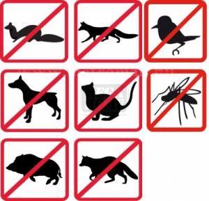 Уред за защита от кучета и котки M175 ANIMALREPELLER®