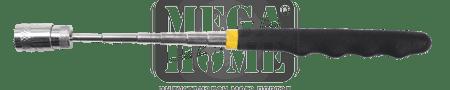 Магнит телескопичен 190-800 мм с лампа Topmaster
