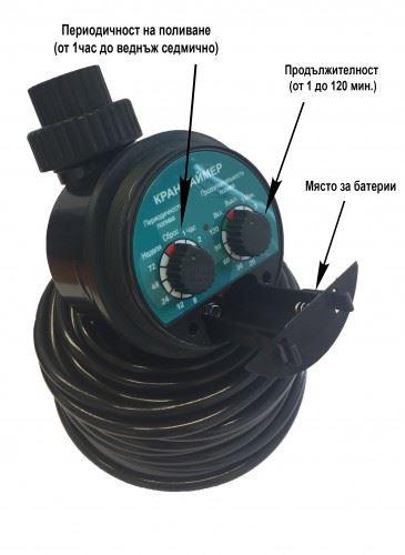Система за капково напояване Primaterra Aqua