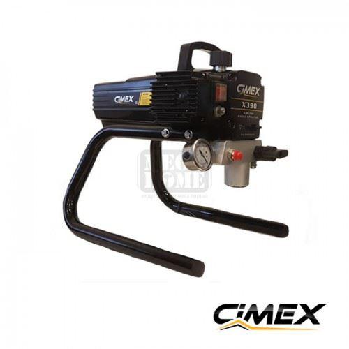 Машина за безвъздушно боядисване CIMEX AIRLESS X390