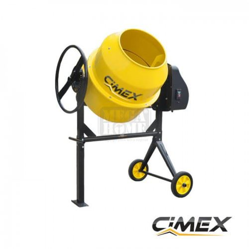 Бетонобъркачка 200 л CIMEX MIX200