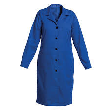 Престилка с дълъг ръкав на Веско ЕТ, размер 52, синя